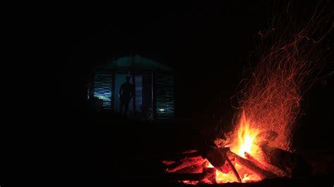 fotos gratis llama oscuro calor quemado hoguera