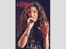 Lorde Calendars 2018 on EuroPosters