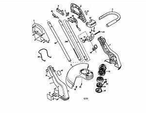 Black  U0026 Decker Trimmer Parts