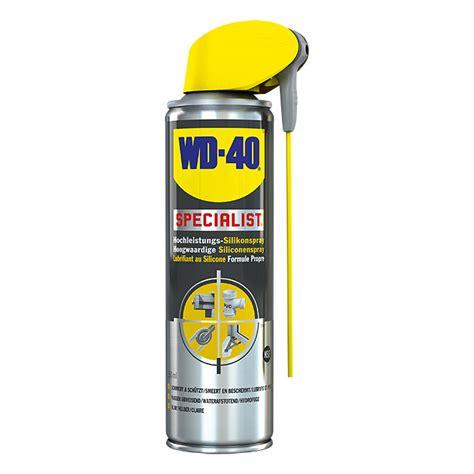 wd  specialist silikonspray  ml  reinigung