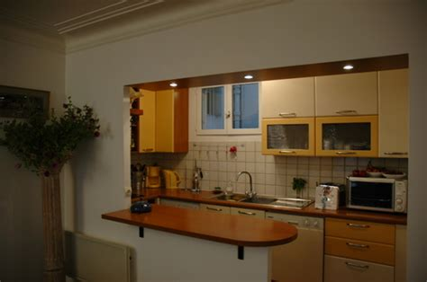 cuisine americaine bar visite de l 39 appartement bar et cuisine americaine