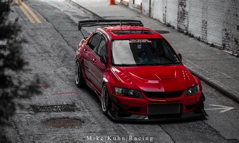 Mitsubishi Evos by Juice Evo S Mitsubishi Evo9 Mppsociety