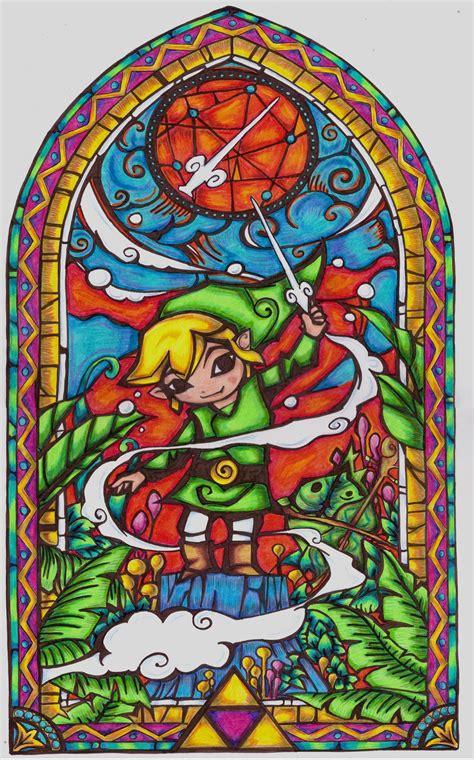 Zelda Wind Waker Weasyl