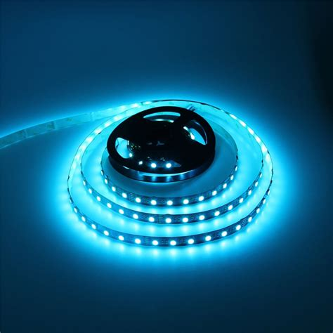 colored led light strips mokungit 16 4ft 5050 rgbw rgb white color changing led