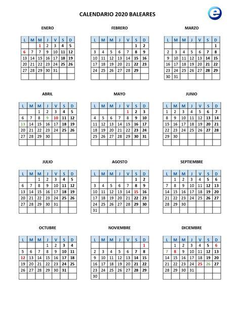 calendario laboral calendarios imprimir los