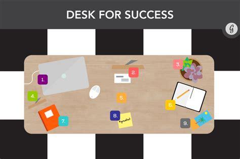 bureau feng shui feng shui the guide to organizing your desk to