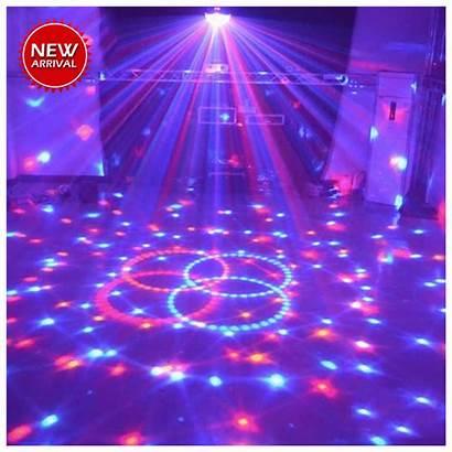 Ball Laser Crystal Lights Led Disco Beam