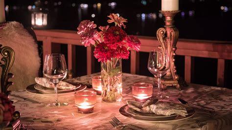 romantisches essen rezepte fuers perfekte candlelight