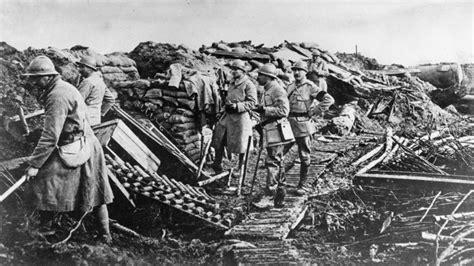 Erster Weltkrieg Der erste totale Krieg evangelischde
