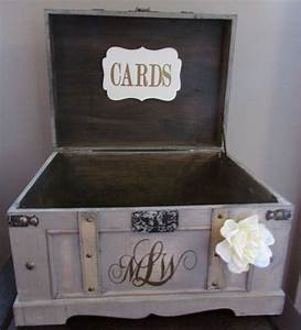 18 diy wedding card boxes for your guests to slip your With wedding box cards price