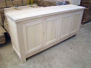 Fabriquer Meuble Bois : brut de bois fabrication de meubles sur mesure pour les particuliers ~ Voncanada.com Idées de Décoration