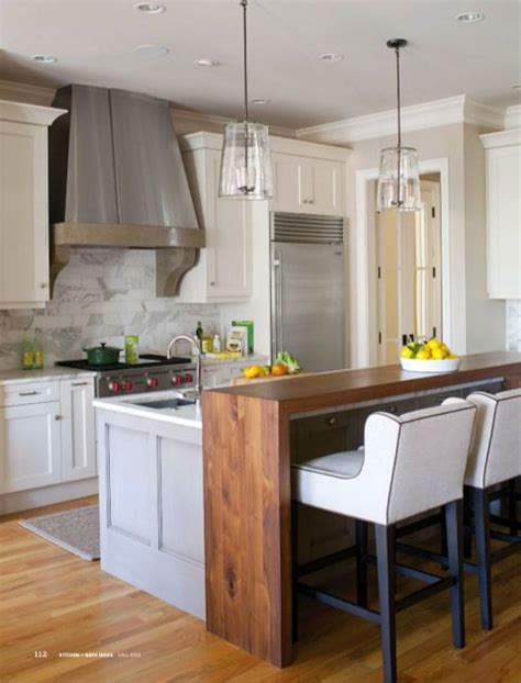kitchen island with breakfast bar and stools best 25 wooden breakfast bar stools ideas on 9804