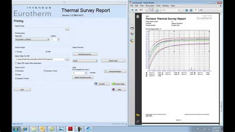 amsd tus software automated temperature uniformity