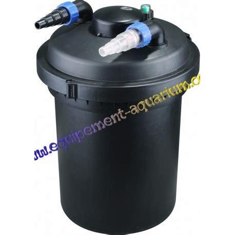 filtre pression pour bassin ext 233 rieur 224 koi avec filtre uv uvc pas cher