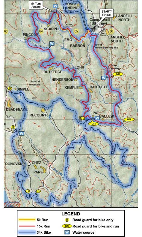 mountain ranger race dahlonega ga  active