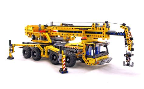 mobile crane lego set   building sets technic