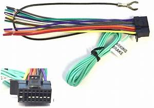 Xr6000 Sony Car Radio Wiring