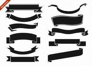 ribbon banner set by PicturesOfPelicans on DeviantArt