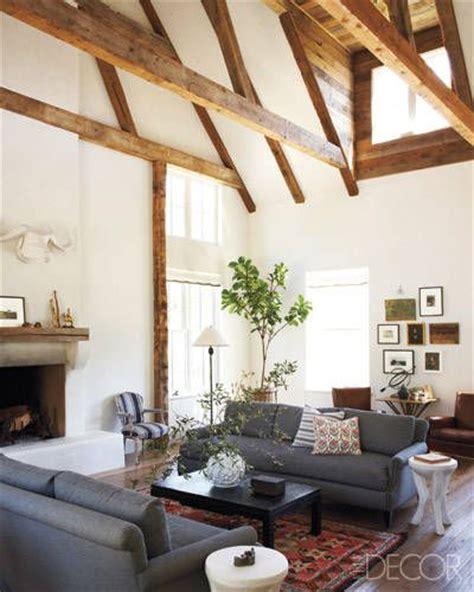 contemporary meets colonial jonathan adler denim sofa