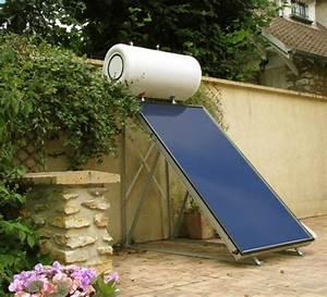 Le chauffe eau solaire thermosiphon blog maison for Chauffe eau solaire maison