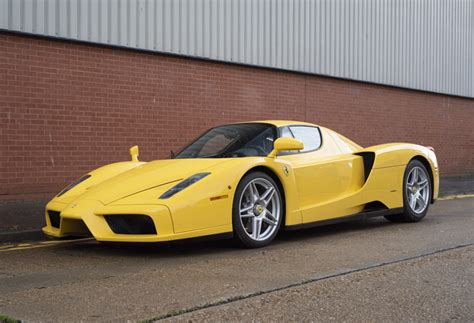 It is currently one of the most powerful naturally aspirated production cars in the world. Ferrari Enzo   Les Annonces Collection