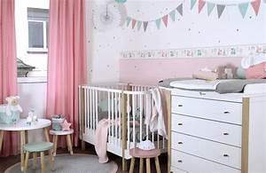 Ideen Kinderzimmer Mädchen : sthetische ideen kinderzimmer m dchen streichen und tolle ~ Lizthompson.info Haus und Dekorationen
