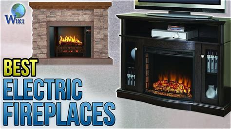 10 Best Electric Fireplaces 2018 Youtube