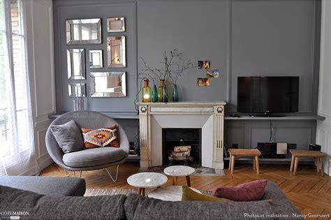 les plus belles chambres d hotel rénovation et décoration d 39 un appartement de 90 m2 à
