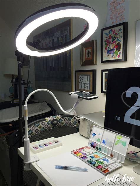 setup recording instagram  youtube art demo