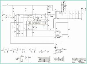 Dell 2407 And Benq Lcd Monitors  U2013 Power Supply Regulator Board Schematic