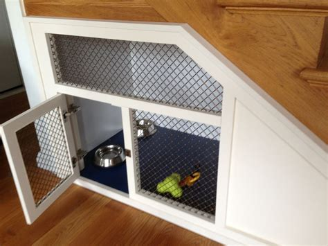 built  dog crate dog spaces dog crate