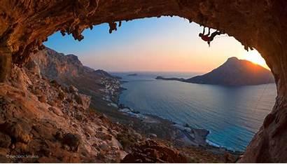 Climbing Kalymnos Arrampicata Rock Escalada Island Courtesy