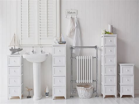 Narrow White Bathroom Cabinet by Free Standing Bathroom Storage Cabinets Narrow Bathroom