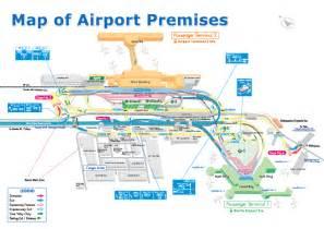 Image Gallery narita airport map location