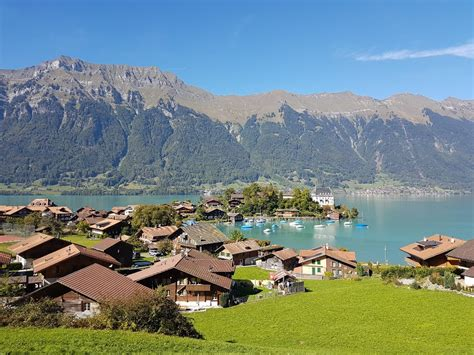 Interlaken private tour to Giessbach waterfall Brienz and