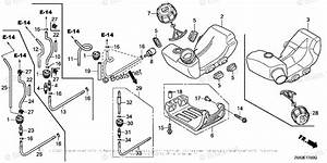 Honda Small Engine Parts Gx35n Oem Parts Diagram For Fuel