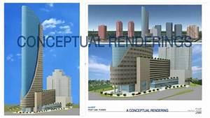 40-Story High-Rise Development at 1660 Post Oak Blvd ...