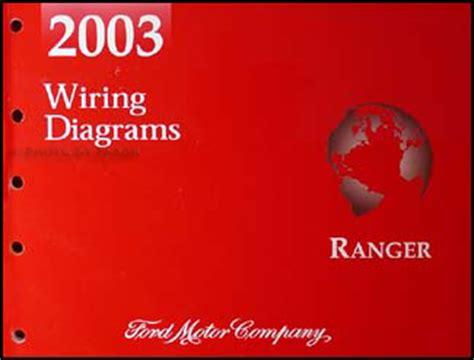 Ford Ranger Original Wiring Diagram Manual Electrical