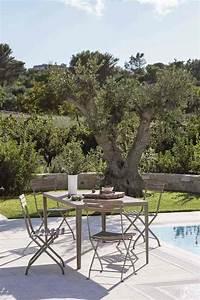Salon De Jardin Pliant : salon de jardin moderne 7 collections exclusives par ethimo ~ Teatrodelosmanantiales.com Idées de Décoration