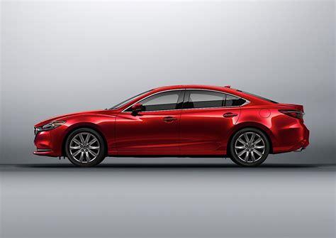 Mazda 6 / Atenza Sedan Specs
