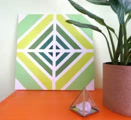 Easy DIY Wall Art Painting