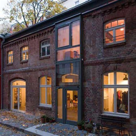umbau einer remise zum wohnen berlin