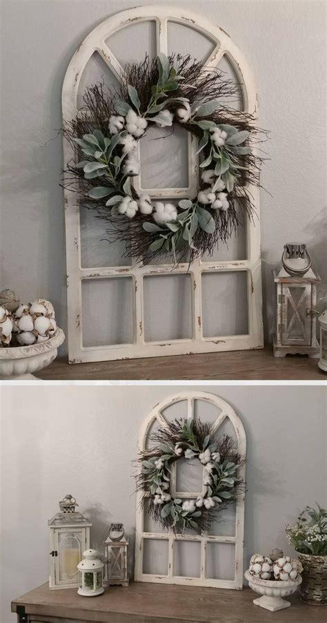 window pane decor farmhouse wall decor distressed window pane grapevine