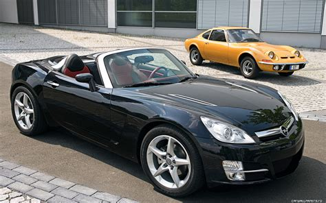 2007 Opel Gt 2007 opel gt pictures information and specs auto