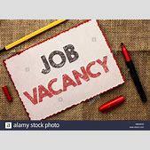 Job Vacancy Sto...