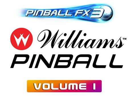 pinball williams fx3 classics onto rolling fx gaming age