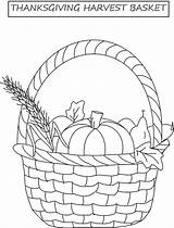 Coloring Harvest Thanksgiving Basket Ernte Drawing Ausmalbilder Template Templates Clipart Fall Getcoloringpages Apple Popular Library Wallpapers sketch template