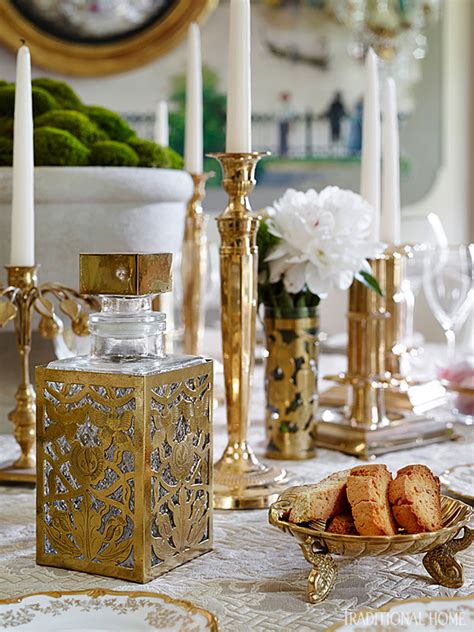 Stylish Dinner Showhouse by Stylish Dinner In A Showhouse Traditional Home