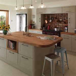 kitchen island countertop overhang kitchens kitchen units magnet