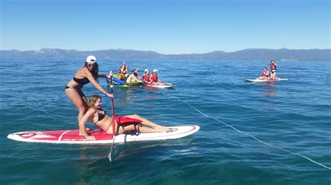 Lake Tahoe Paddle Boat Rentals by Tahoe Discount Rental Boat Tours
